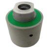 Tool-Co Drum Wheels D50 x 40mm Grinding & Polishing - D50mm x 40mm x M14 - 800# Green