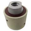 Tool-Co Drum Wheels D50 x 40mm Grinding & Polishing - D50mm x 40mm x M14 - 3000# Brown