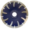 Tool-Co T-Segmented Concave Blades - 125 x 2.8 x 8 x 22.23mm - Premium