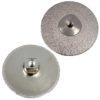 Tool-Co Stone Shaping Wheels - Cutting & Grinding - 125 x 4mm x M14