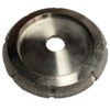 Raimondi Power Raizor - 1/2 Bullnose Wheel 6mm x 120mm Diameter