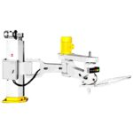Radial Arm Stone Polisher - Radial Arm Polisher