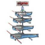 Sigma Tile Cutter Display Stand - Display Stand