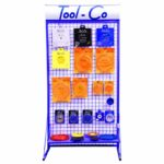 Tool-Co Blue Display Stand - Display Stand
