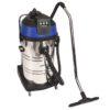 80L Stainless Steel Drum Vacuum - Wet/Dry 3 Motor - 80l Wet/Dry Vacuum