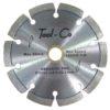 Tool-Co Segmneted Abrasive Pro - segmented - 125 x 2.2 x 8.5 x 22.23mm