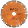 Tool-Co Trade Pro Orange - Segmented - 180 x 2 x 7 x 25.4mm
