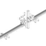 HYCON SawEZ GUIDE RAIL - Adapter HCS 16